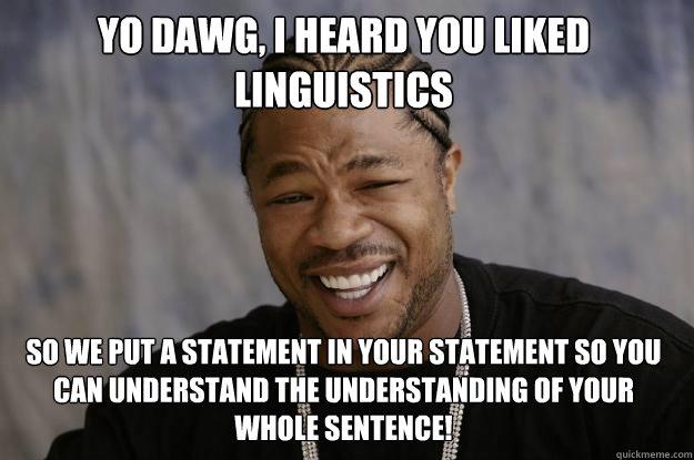 linguistics funny